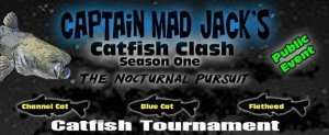 Captain Mad Jack's Catfish Tournament  Captain Mad Jack's Catfish Tournament 18222155 418007135249193 5507477446105442849 n 300x123  Captain Mad Jack's Catfish Tournament 18222155 418007135249193 5507477446105442849 n 300x123