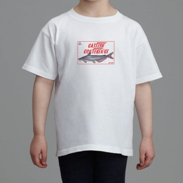 Catfish Conference Kids T-Shirt