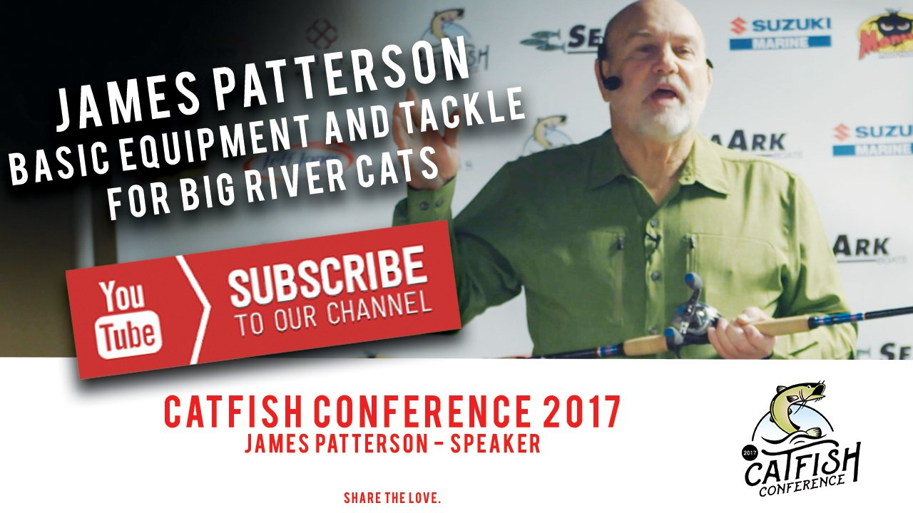 share your catfish Catfishing Videos James Patterson Speaker Thumbnail