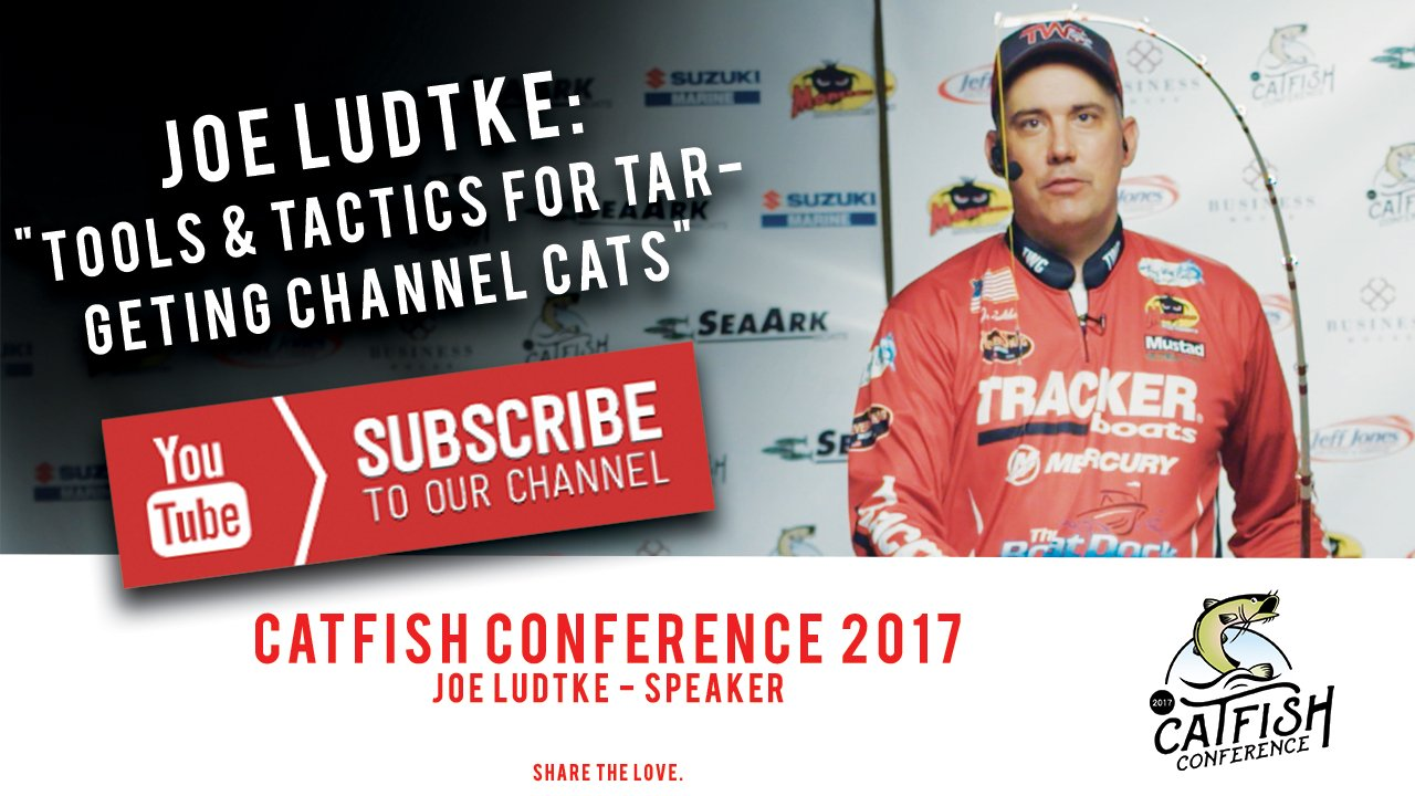 share your catfish Catfishing Videos Joe Ludtke Speaker Thumbnail