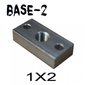 pole holder base for boats  ECONOMY BASE 2 NMONSTERBASE2 300x300