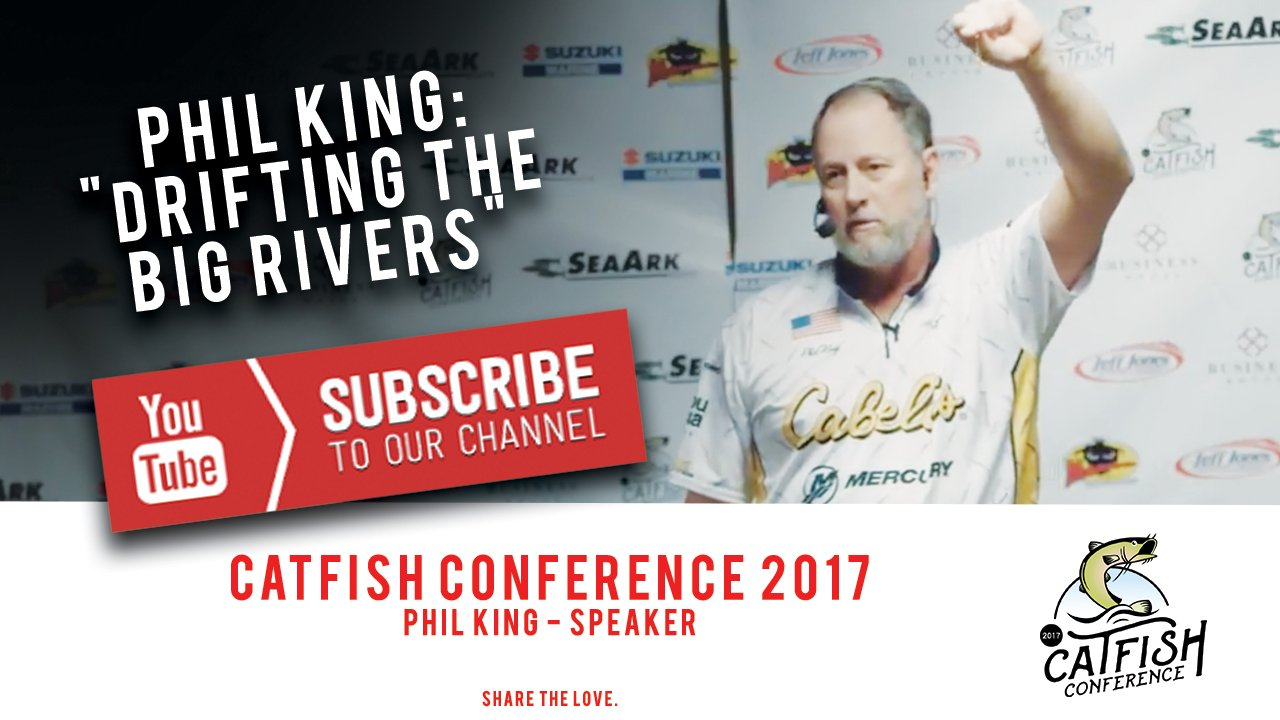 share your catfish Catfishing Videos Phil King Speaker Thumbnail