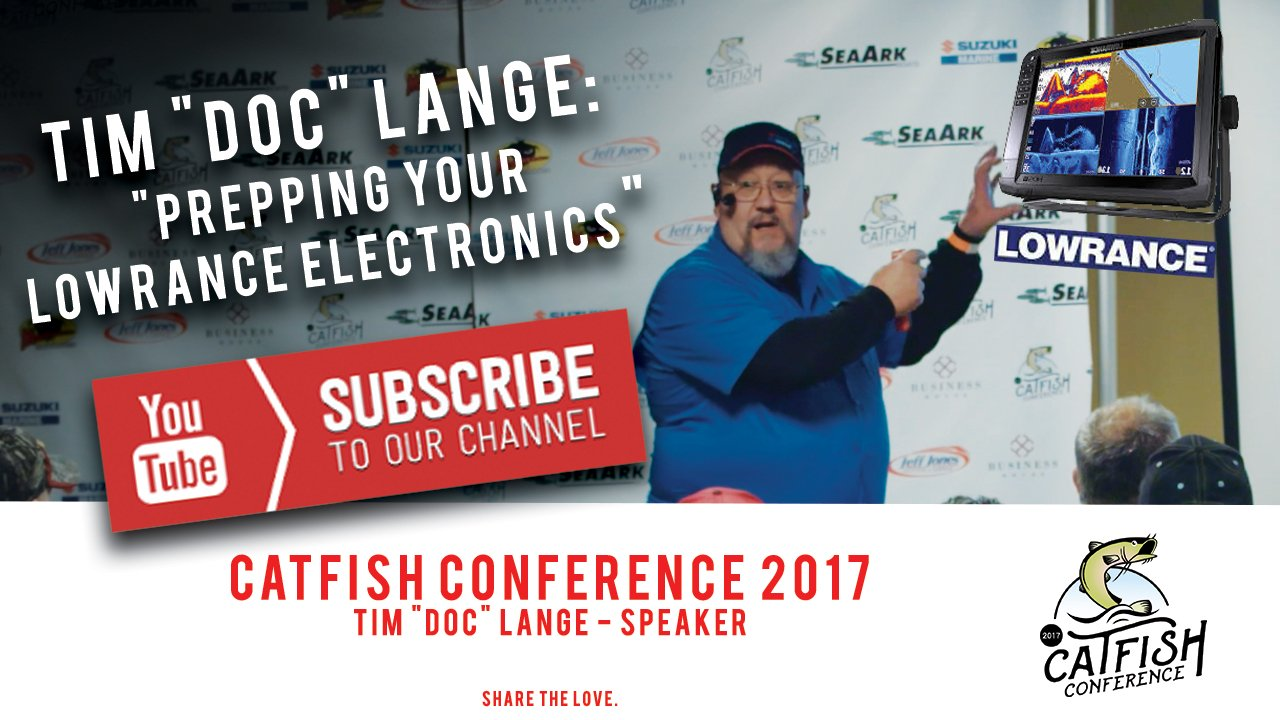 share your catfish Catfishing Videos Tim Lange Speaker Thumbnail