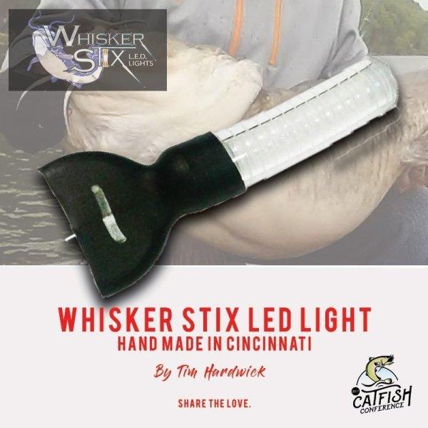 Whisker Stix LED Light Product Imagery Main