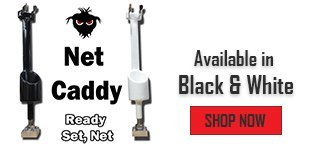 Catfishing Products banner net caddy