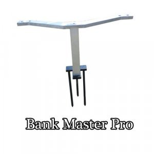 rod holders for bank fishing  Bank Master Pro bmp 2015 300x300