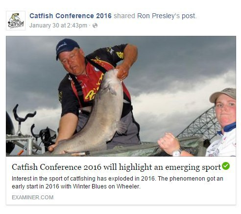 catfish conference in the news Catfish Conference In The News catfish conference emerging sport