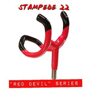 "stampede series pro 22 ""Red Devil"" Stampede Series Pro 22 red devil stampede 22 300x300"