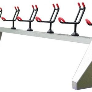 [object object] FISHING ROD RACK: THE ANCHOR PRO DELUXE (6-33/45 web) rod rack deluxe 300x300